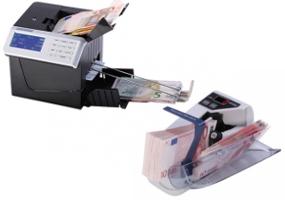 Geldzählgeräte