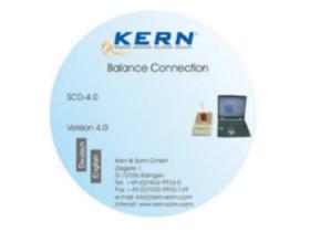 Balance Connection für direkte Übertragung von Wägedaten in Windows-Anwendungen KERN