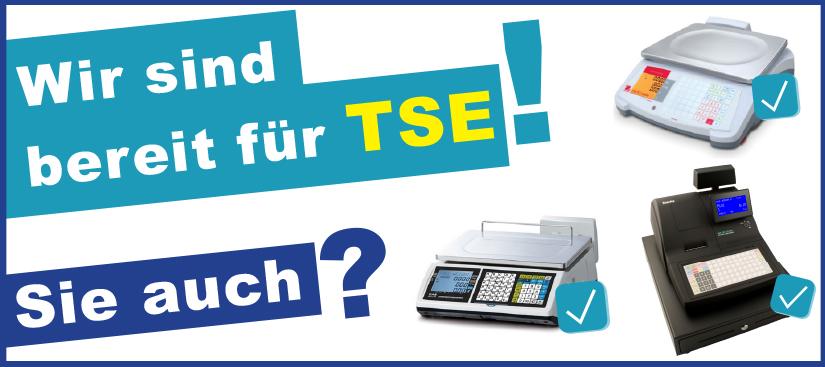 Kassen mit TSE