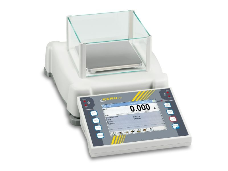 KERN PET 6000-2M Präzisionswaage 0,01 g : 6000 g