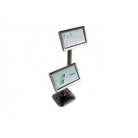 "7"" LCD Kundendisplay USB"