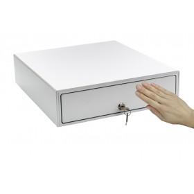 Kassenschublade KA-330 Touch, Geldlade, Kassenlade, Geldschublade weiß/weiß