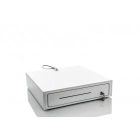 Elektrische Kassenschublade KA 410 RJ 11 weiß/weiß