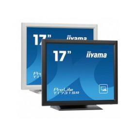 Touchmonitor iiyama ProLite T17 schwarz