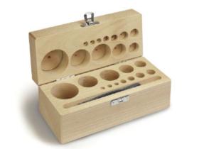 KERN Holz-Etui 335-0x0-200